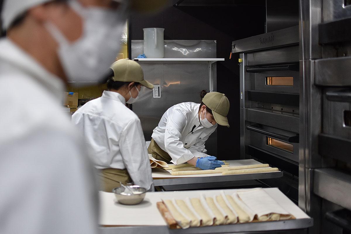 マコト製ぱん所|みのりバゲット
